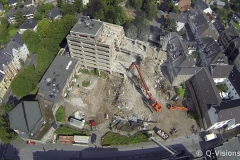 Rathaus-Abriss-Ratingen